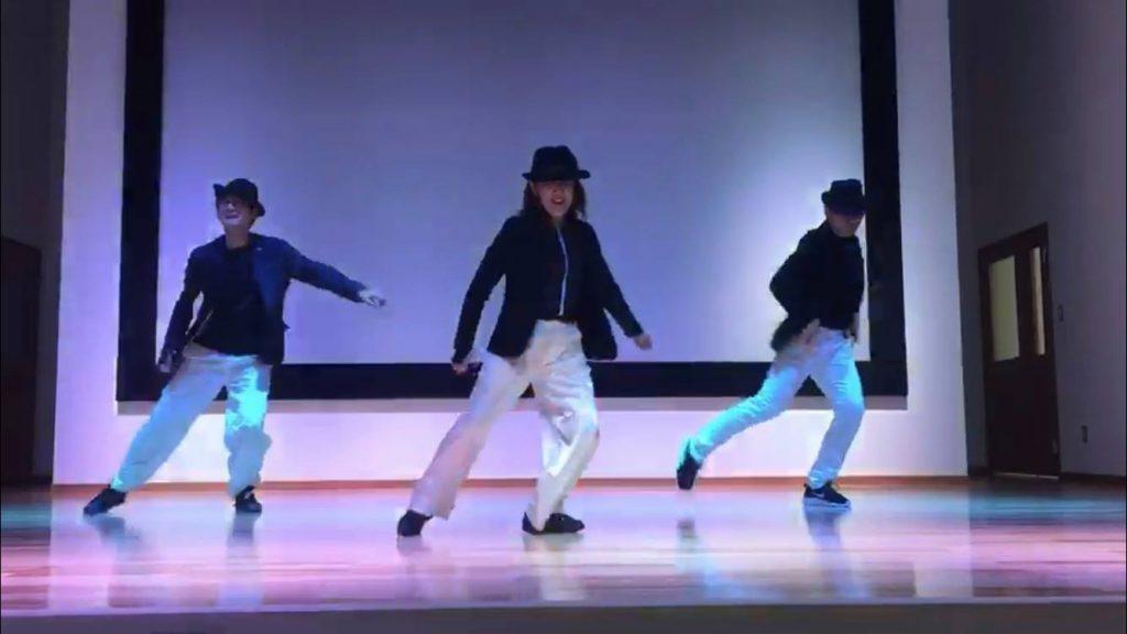 創作ダンス風景-2