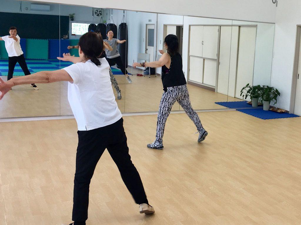 創作ダンス風景-1